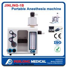 Veterinario de fábrica de China de máquina de anestesia portátil de uso