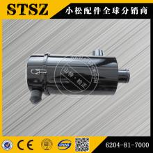 Komatsu genuine parts  PC60-7 air cleaner 6204-81-7000