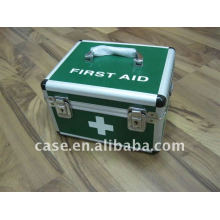 Aluminium-erste-Hilfe-Kasten