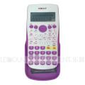 Portable Scientific Calculator with Hard Sliding Back Cover (LC758E)