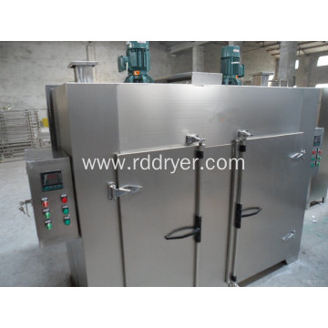 air circulating oven for crude drug
