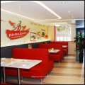 Modern Custom Made Restaurant Furniture Booth Seating (SP-CS146)
