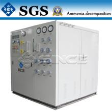 Usine de craquage de gaz ammoniac pour traitement thermique Génération H2