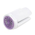 Foldable Electric Three Leaf Fan LED Bulb