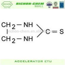 Agente de curado de goma ETU / NA-22 para productos químicos de procesamiento de NR, SR y látex