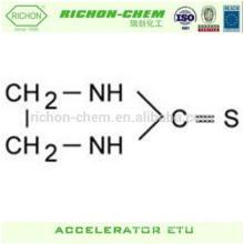 Agente de cura de borracha ETU / NA-22 para produtos químicos de processamento de NR, SR e látex