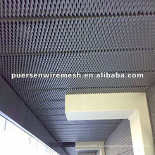 Fabricación decorativa de chapa perforada