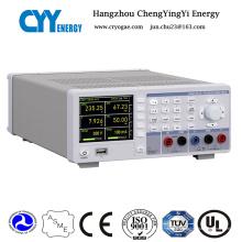 Analyseur d'oxygène portatif d'équipement de test d'émission