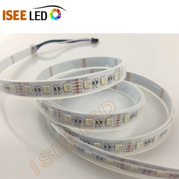 Bande flexible à LED colorée DC12V 120LEDS RGBW