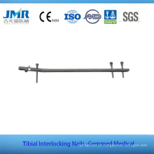 Ce Marked China Completamente abastecido Tibial Intramedullary Nails