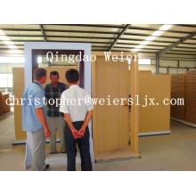 WPC-Tür-Profil, das Maschine herstellt