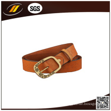 High Quality Classical Ladies′ Real Leather Belts