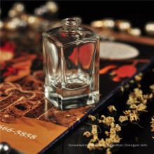 Großhandels30ml 50ml elegante quadratische Glasdiffusor-Flasche