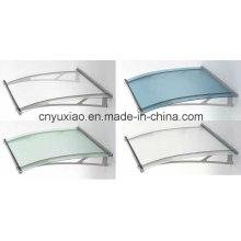 Gran carpa de toldo con marco de aleación de aluminio