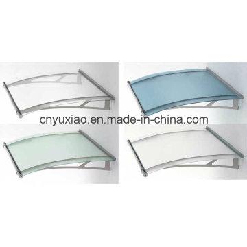 Grande tente à canopée avec cadre en alliage d'aluminium