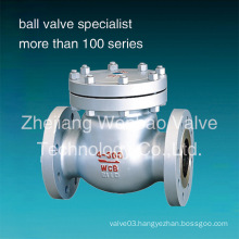 ANSI Flanged Cast Steel Flanged Check Valve