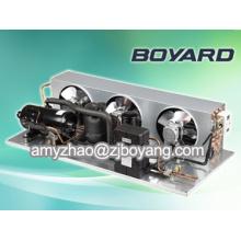 unidades de refrigeración del evaporador de la sala fría con compresor de refrigeración HVAC R22