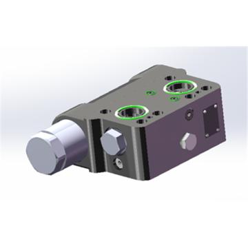 Válvula de control del motor Válvula de equilibrio BVD