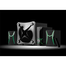 Audio 2.1 CH Home Theatre Systems Subwoofer Multimedia Spea