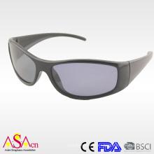 Los niños baratos de la promoción del diseñador polarizaron las gafas de sol con la protección ULTRAVIOLETA (AC003)