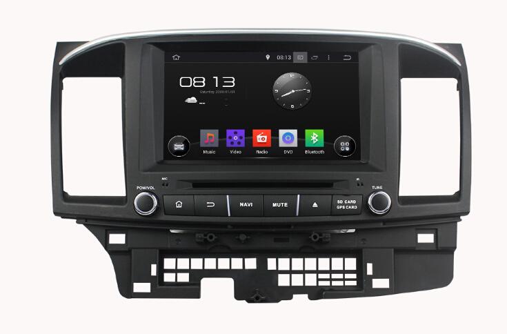 Car DVD Player For Mitsubishi Lancer 2015