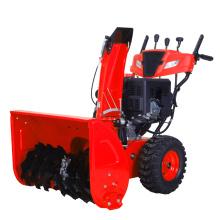 5,1 kW 242 ccm Handschub-Benzin-Schneefräse