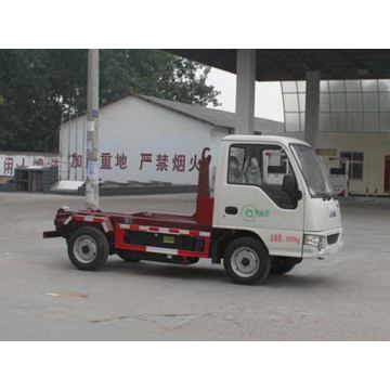 JAC Pure Electric Hook Lift Garbage Truck
