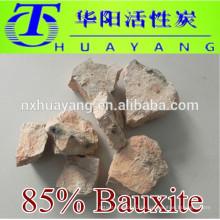 Тугоплавкая Ранг 85% Кальцинированного боксита
