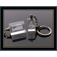 Custom Religious Photo Crystal Keychains (kc09)