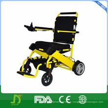 Altura ajustável cadeira de rodas elétrica para deficientes