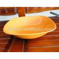 hochwertige Porzellan quadratische Platte für Hotel