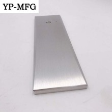 Customized CNC machining aluminum sheet metal parts