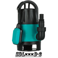 (SDL400D-2) Bomba submersível de jardim de plástico com interruptor de boia para água suja