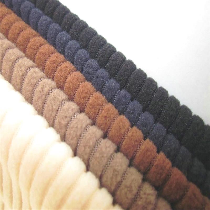 Polyester Striped Polar Fleece Lining Fabrics