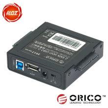 """ORICO 2012SUS3-C 2,5 """"3.5"""" 5.25 """"SATA a USB 3.0 e-SATA HDD duplicador HDD adaptador de disco"""