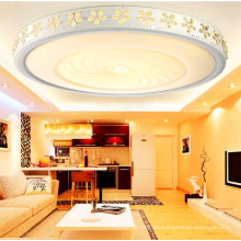 Hotel Project LED Lámpara de techo de acrílico para decorativos