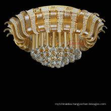 High power LED crystal ceiling light