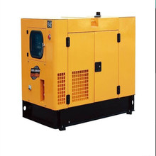 360KW Cummins Soundproof Generator Set