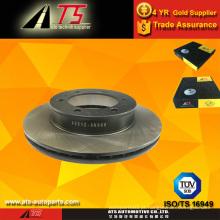 Discos de freio Hilux 53512-0K060 disco do sistema de freio