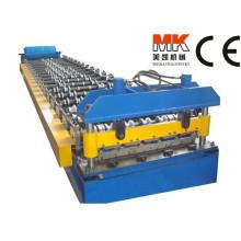 máquina de acero de las tejas / maquinaria de formación del panel de tejado / máquinas de rodillo del acero del color