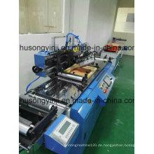 Roll to Roll Ribbon Silk Siebdruckmaschine