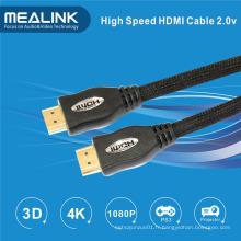Câble 4k HDMI V1.4, prise en charge 3D
