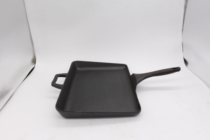 Cast Iron Skillet Grill Pan