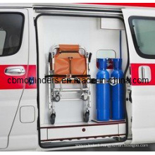 Ambulance Equipped Breathing Oxygen Supply Unit Emergency Rescue Oxygen Cylinder Sets