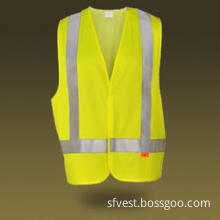 mesh Reflective Safety Vest,safety vests reflective pockets