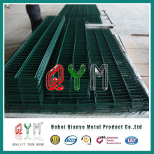 Powder Painted Double Wire Mesh Fence