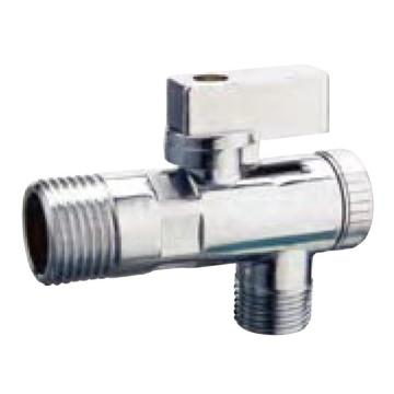 Toilet Chrome Plated Brass Angle Valve