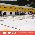 Prefabricated Industrial Steel Structure Warehouse From Pth