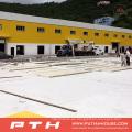 Almacén de estructura de acero bien diseñado (PTWW)