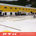 Well Designed Steel Structure Warehouse (PTWW)